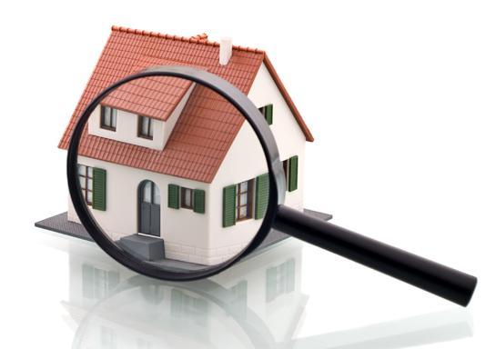 Inspektions Bericht Immobilie USA
